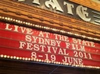 Sydney Film Festival Opening 2011