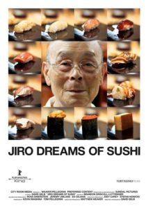 Jiro Dreams of Sushi poster