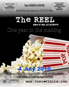 The Reel Bits Birthday poster 2011