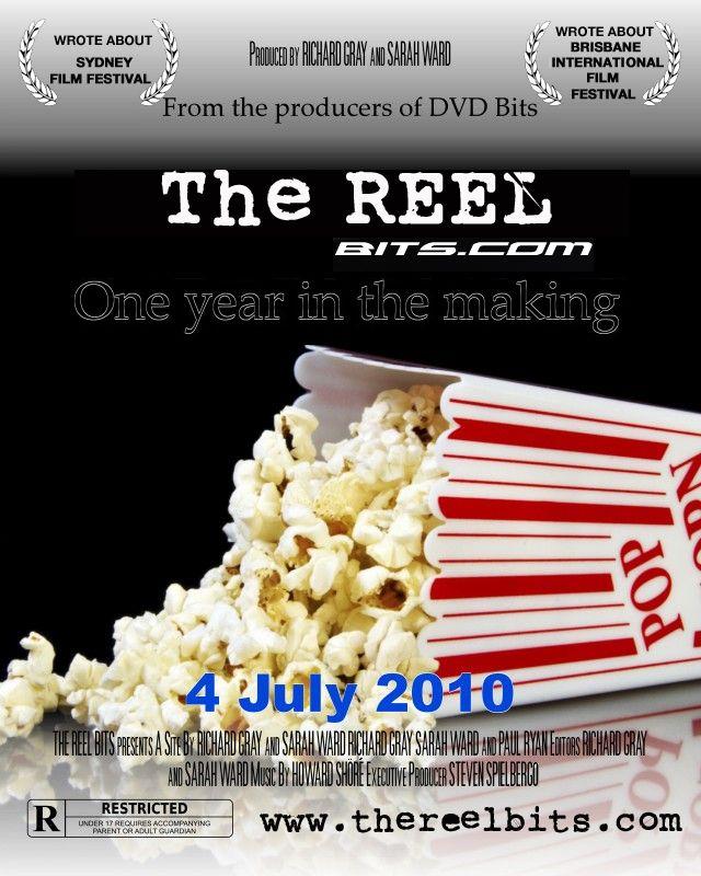 The Reel Bits Birthday poster 2011