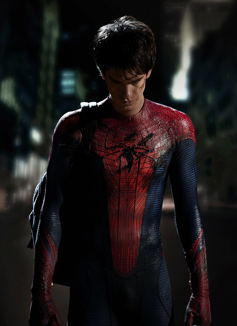 Andrew Garfield is The Amazing Spider-man
