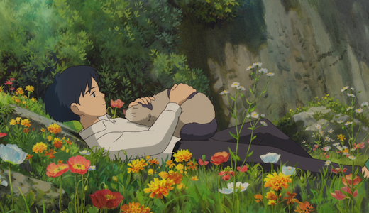 Karigurashi no Arrietty (The Borrower Arrietty)