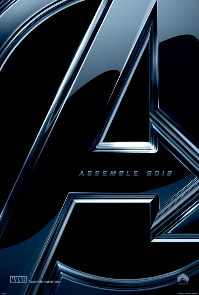 "The Avengers ""Assemble"" poster (2012)"