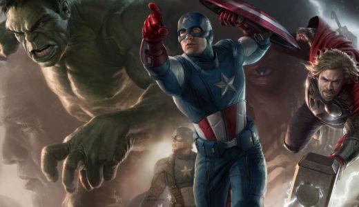 Avengers Assemble Concept Art