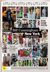Bill Cunningham New York poster (Australia)