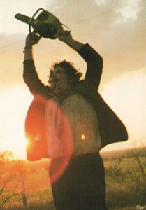 Leatherface - Texas Chainsaw Massacre