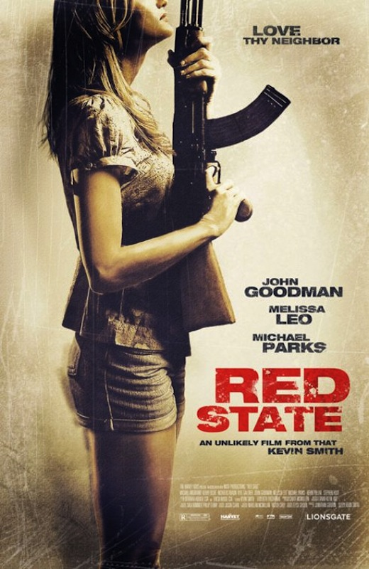 Red State (Love Thy Neighbour) poster