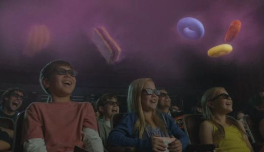 Spy Kids 4D: All the Time in the World
