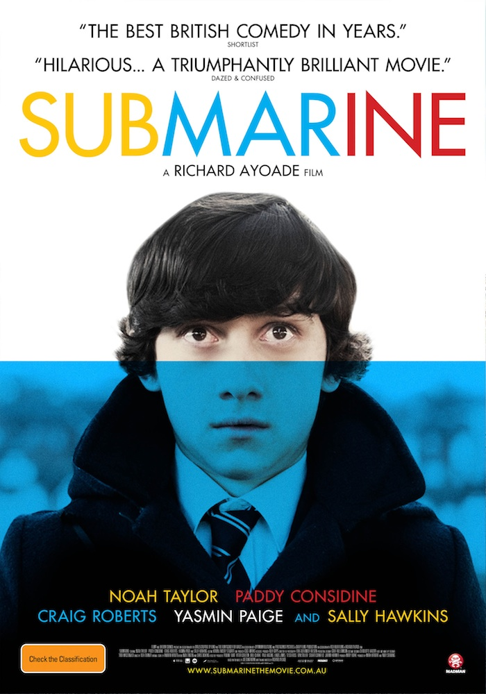 Submarine The Movie Richard Ayoade Submarine Richard Ayoade