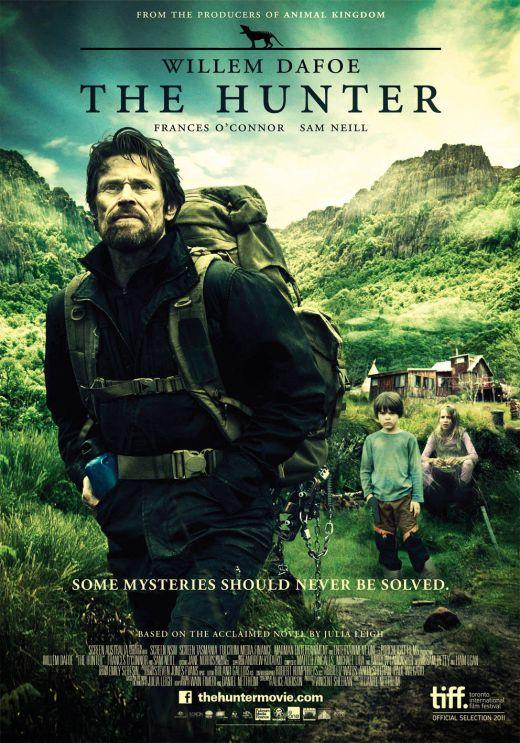 The Hunter poster - Australia