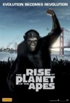 The Rise of the Planet of the Apes poster (Australia)
