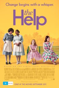 The Help - Australian poster