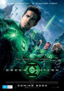 Green Lantern poster (Australia)