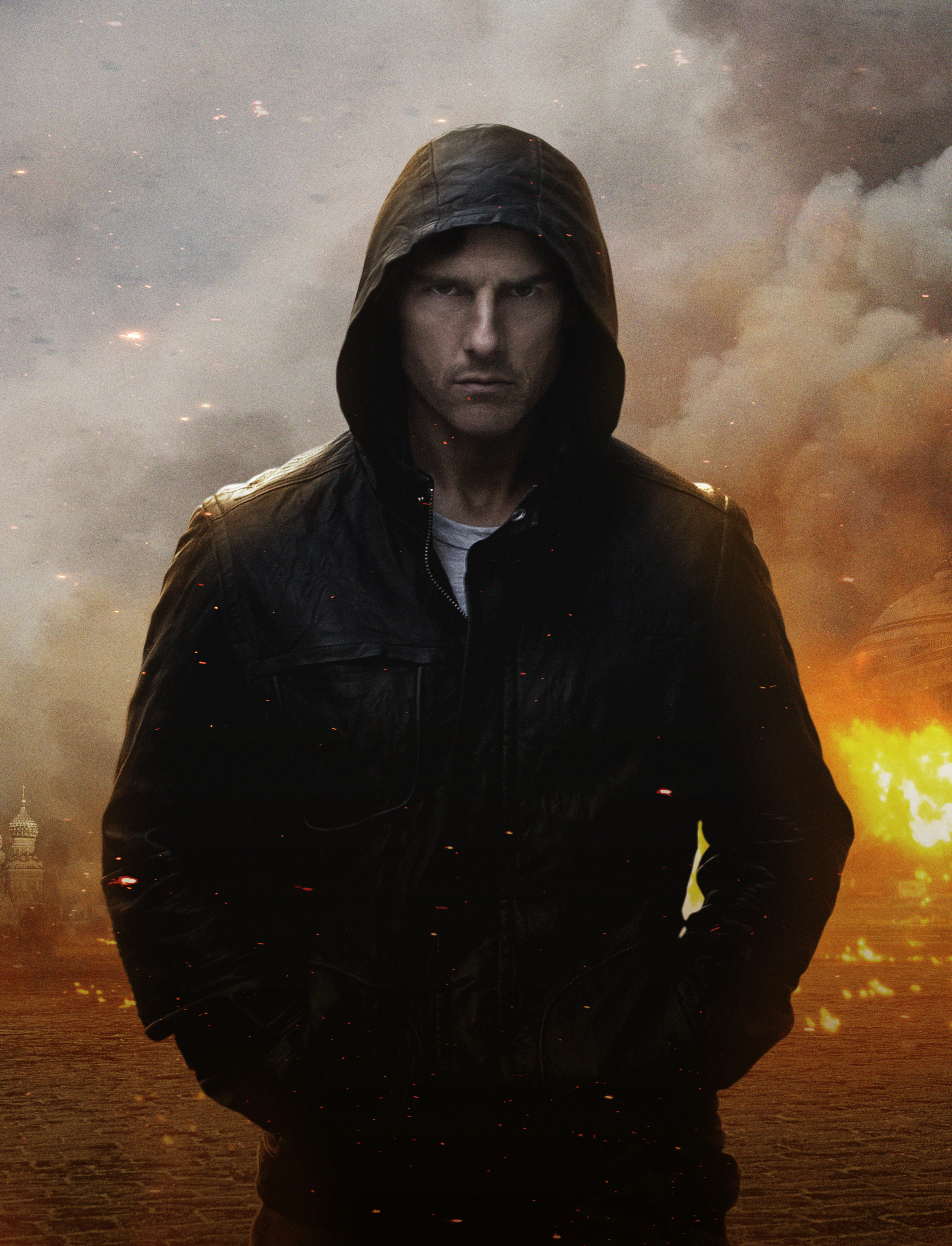 Mission: Impossible - Ghost Protocol (Tom Cruise)