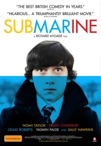 Submarine - Australian poster
