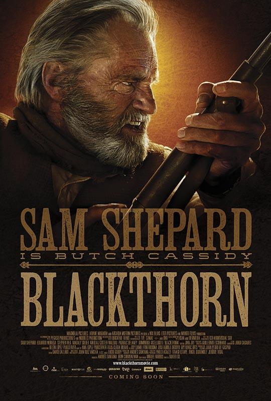 Blackthorn poster