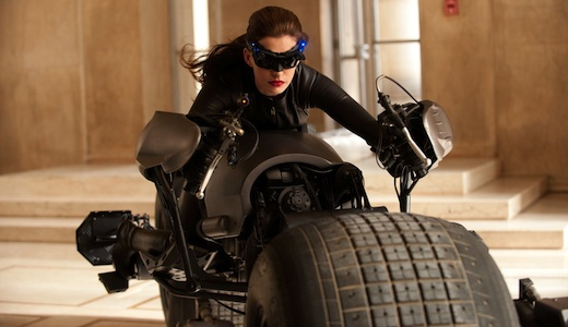 Catwoman - Anne Hathaway - The Dark Knight Rises