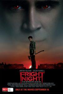 Fright Night (2011) poster - Australia