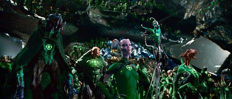 Green Lantern (2011) - Green Lantern Corp