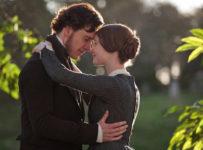 Jane Eyre (2011) - Michael Fassbender and Mia Wasikowska (Universal)