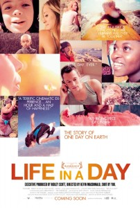 Life in A Day poster