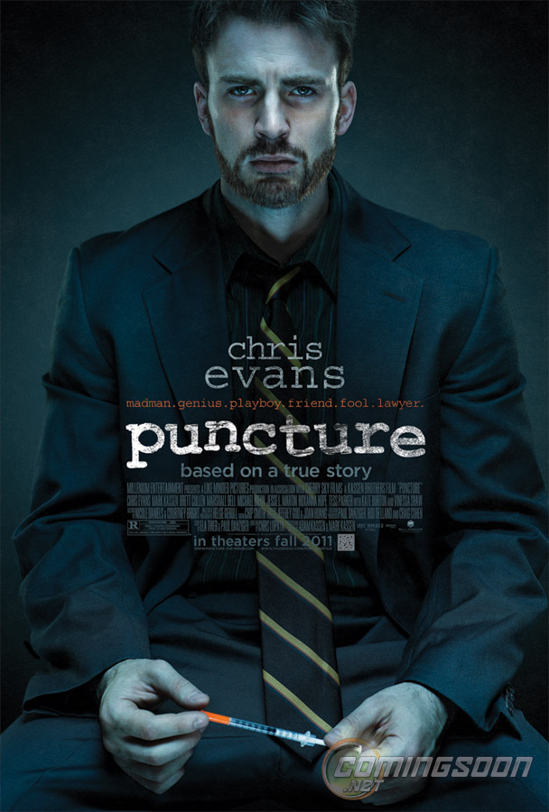 Puncture poster (from Coming Soon)