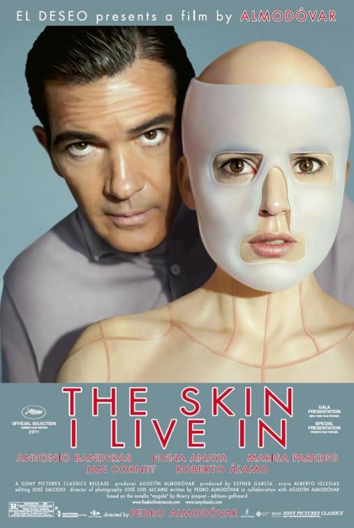 The Skin I Live In - International Poster