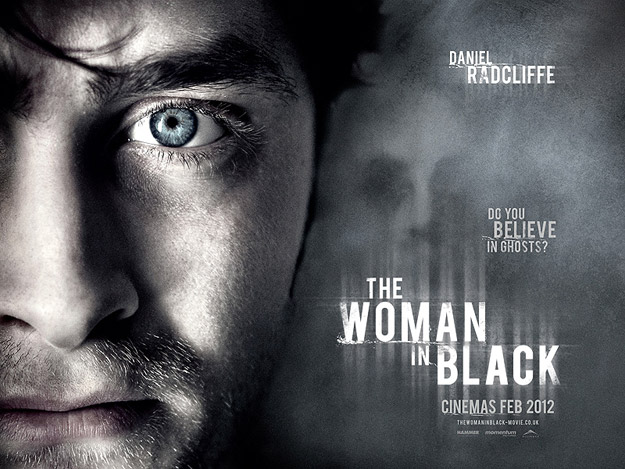 The Woman in Black - UK Quad poster