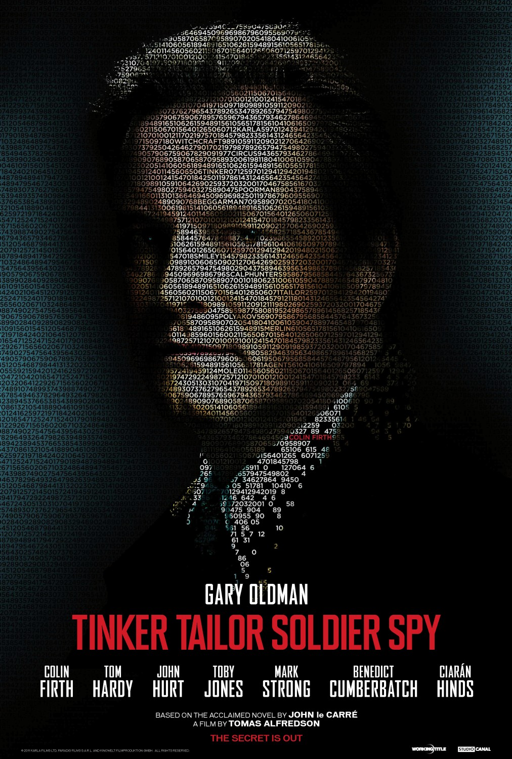 Tinker Tailor Soldier Spy - Colin Firth