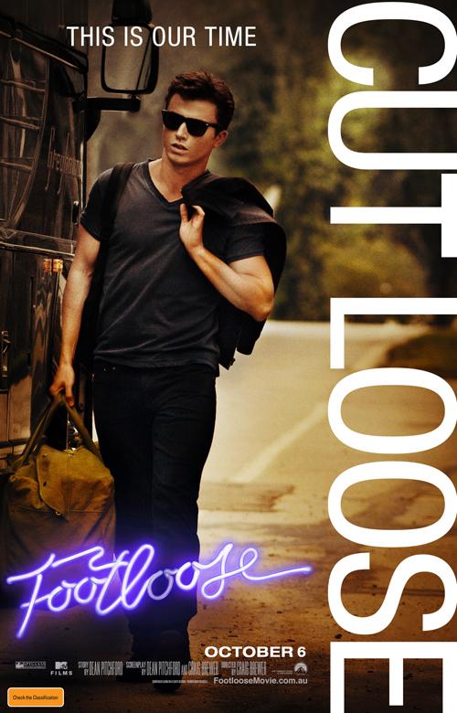 Footloose - Australian Character Banner - Ren