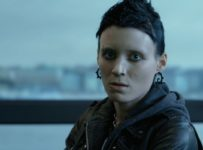 The Girl with the Dragon Tattoo - Rooney Mara