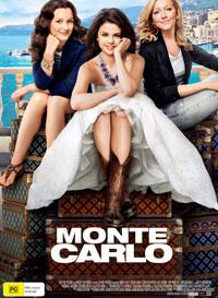 Monte Carlo - Australian poster