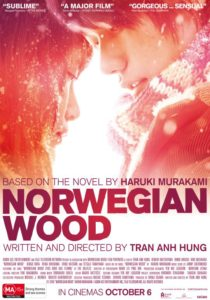 Norwegian Wood - Australian poster
