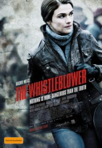 The Whistleblower Poster - Australia
