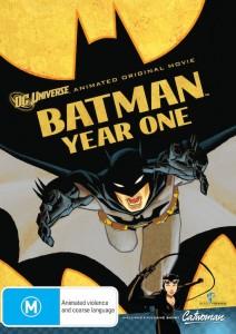 Batman: Year One - Cover