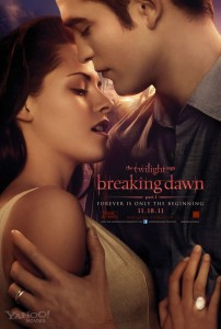 The Twilight Saga: Breaking Dawn – Part 1 - Bella and Edward poster