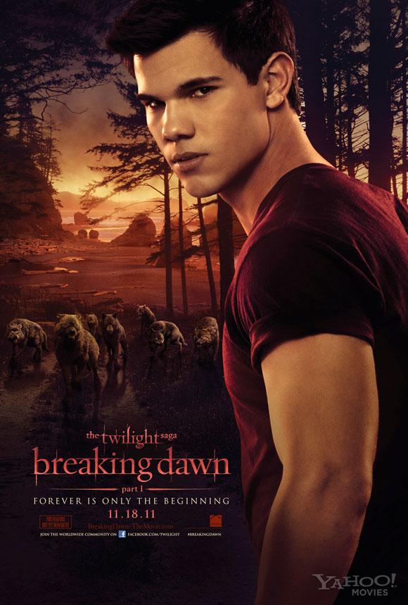 The Twilight Saga: Breaking Dawn – Part 1 - Jacob poster