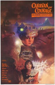 Caravan of Courage: An Ewok Adventure poster