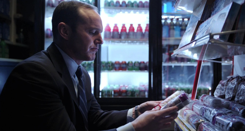 Agent Coulson - A Funny Thing Happened on the Way to Thor's Hammer