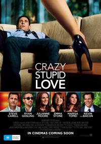Crazy Stupid Love - Australian poster