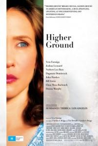 Higher Ground - Australian poster