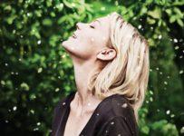 Melancholia poster - Kirsten Dunst
