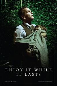 Melancholia poster (UK) - Kiefer Sutherland