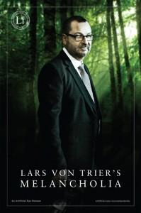 Melancholia poster (UK) - Lars von Trier