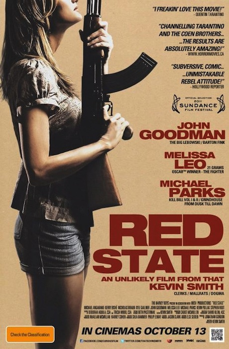Red State poster - Australia