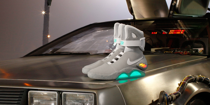 Back to the Future Part II - Nike MAG