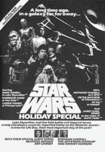 The Star Wars Holiday Special (1978) Poster