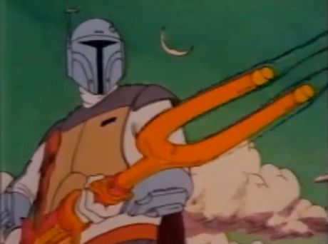 The Star Wars Holiday Special (1978) - Boba Fett