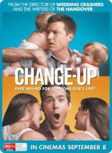 The Change-Up - Australian poster