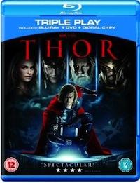 Thor - Blu-ray UK